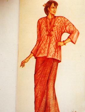 30 Ide Asal Usul Baju Kurung Kedah Tradisional Lamaz Morradean